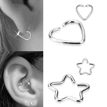 16 daith earrings 16 daith earring and 9674