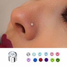 3 mm Magnetic Fake Nose, Ear, Monroe Stud