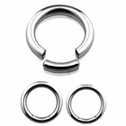 (DISCONTINUED) 316LVM Seamless Segment Ring