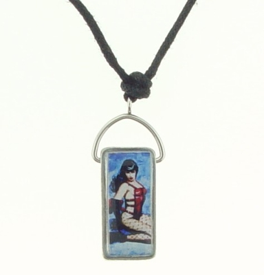 Bettie Page Necklace