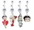 Fancy Dangling Betty Boop Belly Button Ring