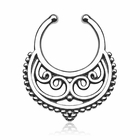 (DISCONTINUED) Non-Piercing Septum Ring