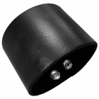 Premium Italian Leather Cuff Bracelet - Honor