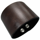 USHER Style Premium Italian Leather Cuff - Honor