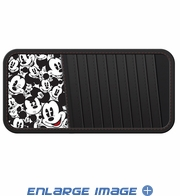 10 CD/DVD Car Visor Organizer - Disney - Mickey Mouse - Expressions