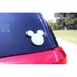 3D Chrome Emblem - Car Truck SUV Home Office - Disney - Mickey Mouse - Silhouette Head