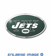 3D Color Emblem - New York Jets