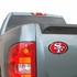 3D Color Emblem - San Francisco 49ers