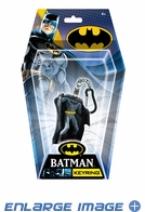 Action Figure Key Chain - DC Comics - Batman - Defending