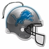 Air Freshener - 3-PACK - Detroit Lions