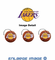 Air Freshener - 3-PACK - Los Angeles Lakers
