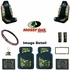 Auto Accessories Interior Combo Kit Gift Set - 11pc - Mossy Oak Infinity Camo