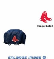 BBQ Grille Cover - Deluxe - Boston Red Sox