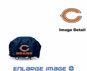BBQ Grille Cover - Deluxe - Chicago Bears