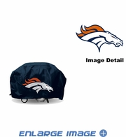 BBQ Grille Cover - Deluxe - Denver Broncos