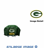 BBQ Grille Cover - Deluxe - Green Bay Packers