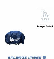 BBQ Grille Cover - Deluxe - Los Angeles Dodgers