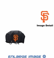BBQ Grille Cover - Deluxe - San Francisco Giants