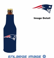 Bottle Cooler - Koozie - New England Patriots