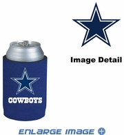 Can Cooler Koozie - Dallas Cowboys