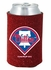 Can Cooler Koozie - Glitter Style - Philadephia Phillies