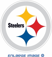 Car or Fridge Magnet - Giant Size - Pittsburgh Steelers