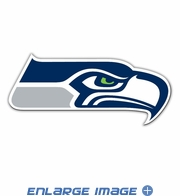 Car or Fridge Magnet - Giant Size - Seattle Seahawks