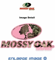 Decal - Infinity Camouflage - Mossy Oak - Pink