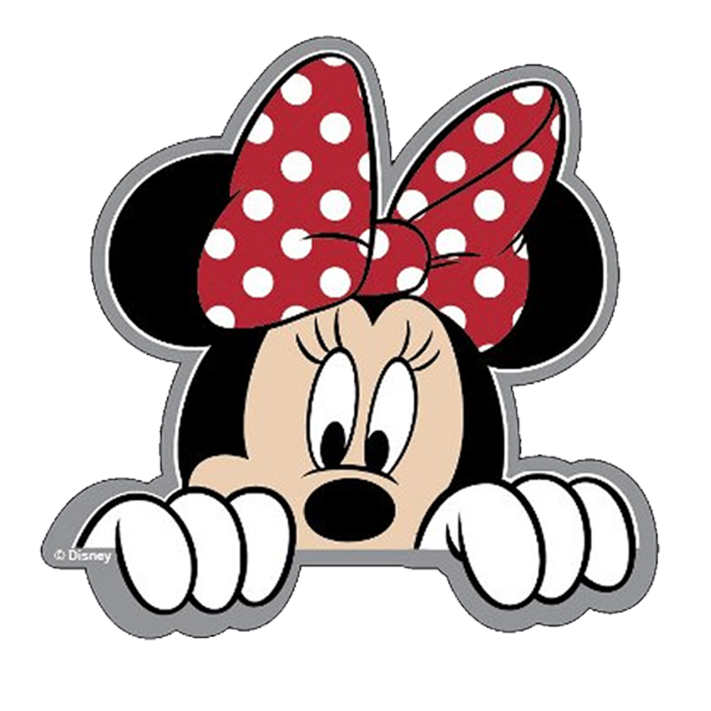 Minnie mouse stickers for walls image collections home wall minnie mouse stickers sticker creations decal sticker car truck suv stick onz disney minnie mouse amipublicfo amipublicfo Image collections