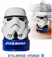 ECO Sound Box Cell Phone Speaker and Amplifier - Star Wars - Storm Trooper