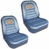 Front Bucket Seat Covers - Vinyl - Car Truck SUV - Chicago Bears - PAIR