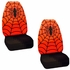 Front Universal Bucket Seat Covers - Car Truck SUV - Marvel Comics - Spider-Man - PAIR