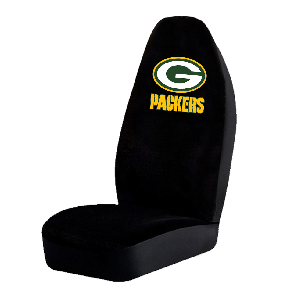Green Bay Packers Car Seat Covers