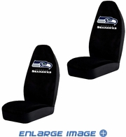 Front Car Truck SUV Bucket Seat Covers - NFL - Seattle Seahawks - Pair