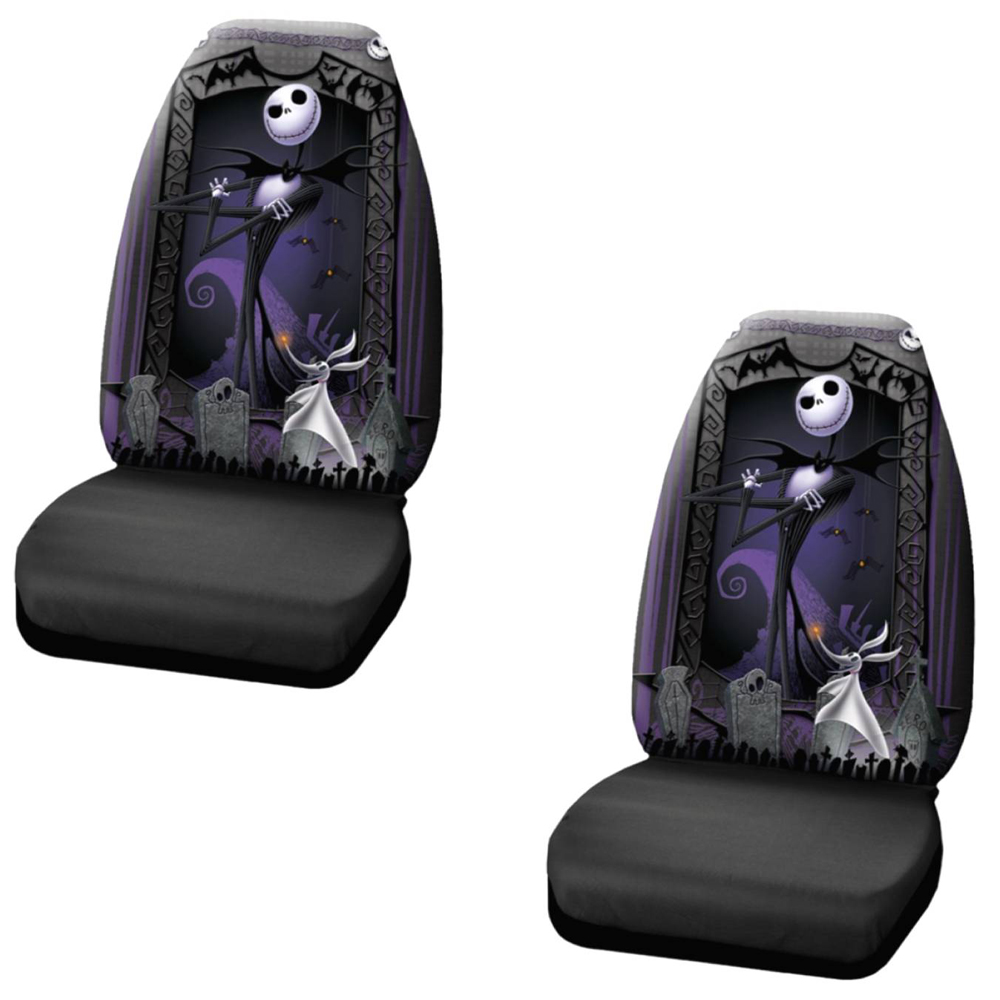 Jack Skellington Nightmare Before Christmas Auto Accessories, Jack ...