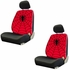 Front Low Back Bucket Seat Covers - Car Truck SUV - Marvel Comics - Spider-Man - PAIR