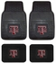 Front & Rear Seat Vinyl Floor Mats - Car Truck SUV - University of Texas A&M