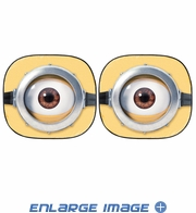 Front Windshield Sunshade - Pop Up Style - Despicable Me - Minion Made
