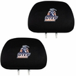 Headrest Covers - Car Truck SUV - NCAA - Texas El Paso Miners - pair
