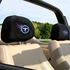 Headrest Covers - Car Truck SUV -Tennessee Titans - Pair