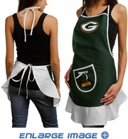 Hostess Apron - Women - Green Bay Packers