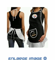 Hostess Apron - Women - Pittsburgh Steelers