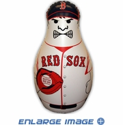 Inflatable Tackle Buddy Bop Bag - Boston Red Sox