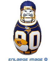 Inflatable Tackle Buddy Bop Bag - Minnesota Vikings