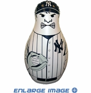 Inflatable Tackle Buddy Bop Bag - New York Yankees