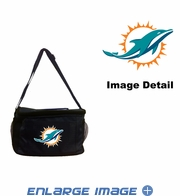 Insulated Cooler Lunch Bag - 6 Pack - Miami Dolphins