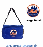 Insulated Cooler Lunch Bag - 6 Pack - New York Mets