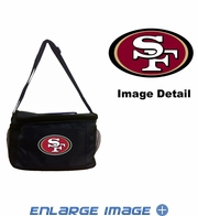 Insulated Cooler Lunch Bag - 6 Pack - San Francisco 49ers