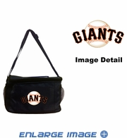 Insulated Cooler Lunch Bag - 6 Pack - San Francisco Giants Mlb