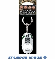 Key Chain Bottle Opener - Car Truck SUV - Duck Dynasty - Phil Robertson